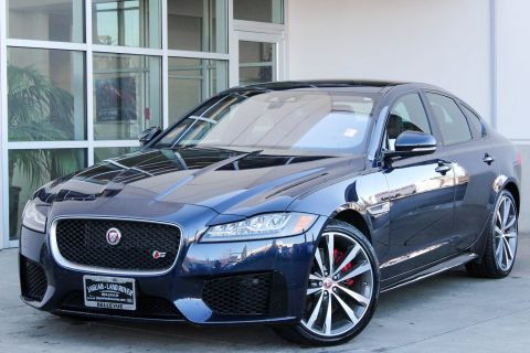 Certified Pre-Owned 2016 Jaguar XF S RWD 4dr Car