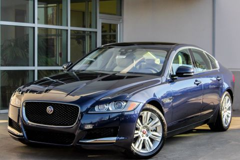 New 2018 Jaguar XF 35t Premium AWD