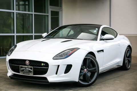 Certified Pre-Owned 2015 Jaguar F-TYPE V8 R With Navigation