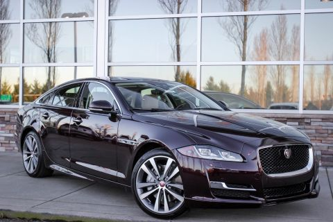 New 2018 Jaguar XJ XJ R-Sport AWD
