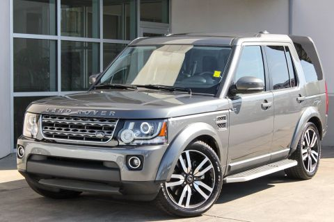 Certified Pre-Owned 2016 Land Rover LR4 4DR 4WD 4WD