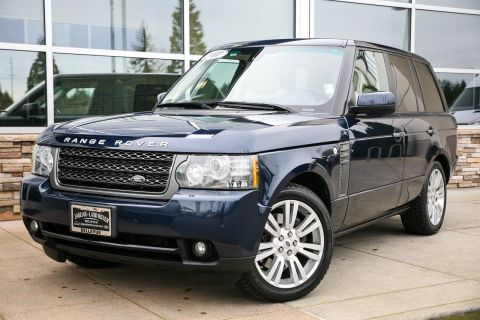 Pre-Owned 2011 Land Rover Range Rover HSE LUX With Navigation & 4WD
