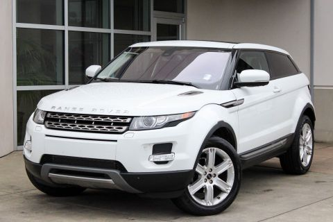 Pre-Owned 2012 Land Rover Range Rover Evoque Pure Premium 4WD