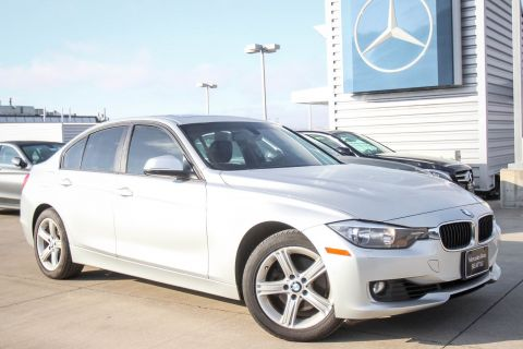 Pre-Owned 2012 BMW 3 Series 328i RWD 4dr Car