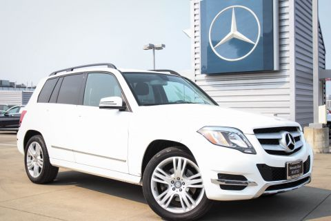 Pre-Owned 2014 Mercedes-Benz GLK GLK 350 AWD