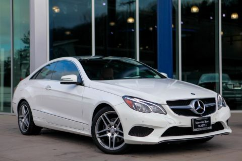 Pre-Owned 2015 Mercedes-Benz E-Class E 400 AWD