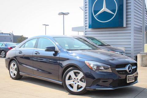Pre-Owned 2017 Mercedes-Benz CLA CLA 250 AWD