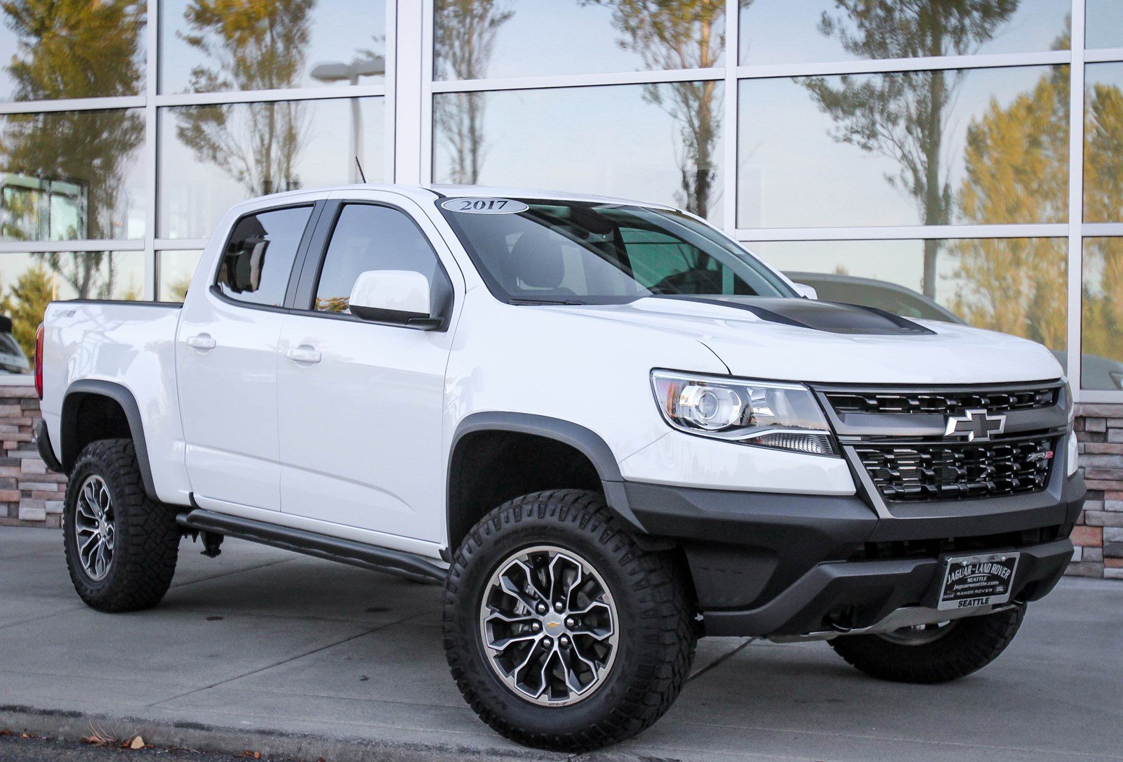 Pre-Owned 2017 Chevrolet Colorado 4WD ZR2