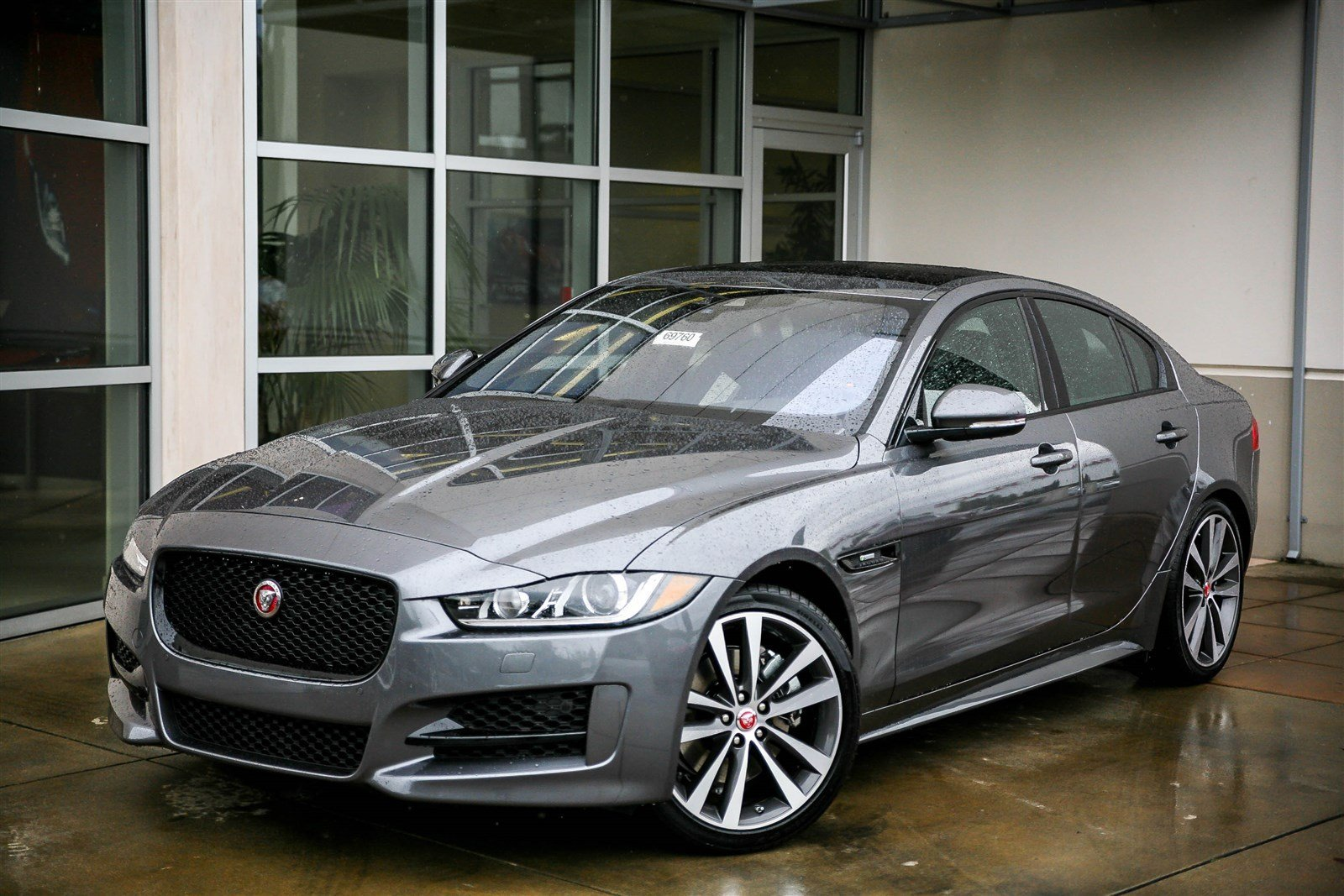 New 2017 Jaguar Xe 20d R Sport 4dr Car In Lynnwood 59559