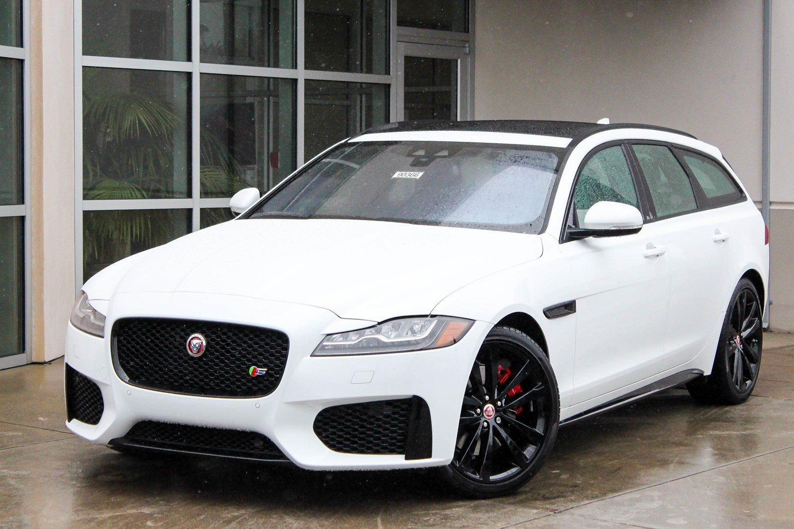Awesome New 2018 Jaguar XF Sportbrake S AWD