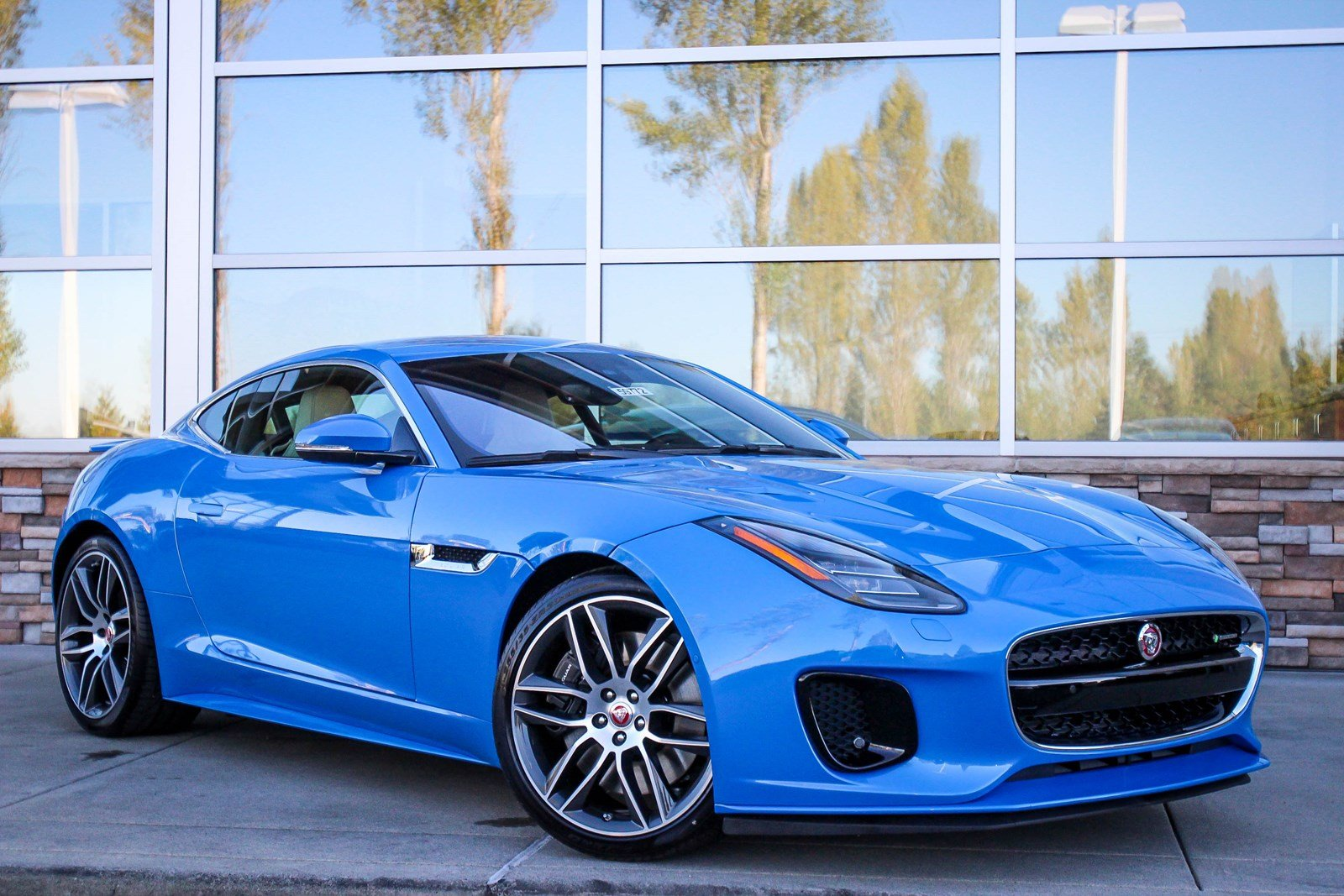 New 2018 Jaguar F-TYPE R-Dynamic 2dr Car in Lynnwood #59772 | Jaguar ...
