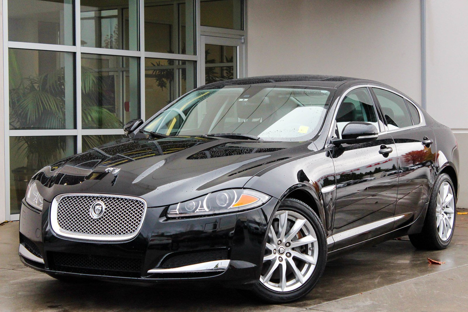 Pre-Owned 2012 Jaguar XF 4DR SDN XF