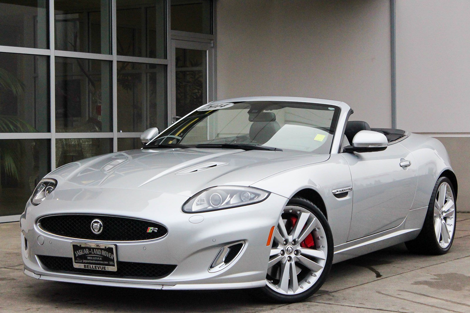 Certified Pre-Owned 2014 Jaguar XK XKR