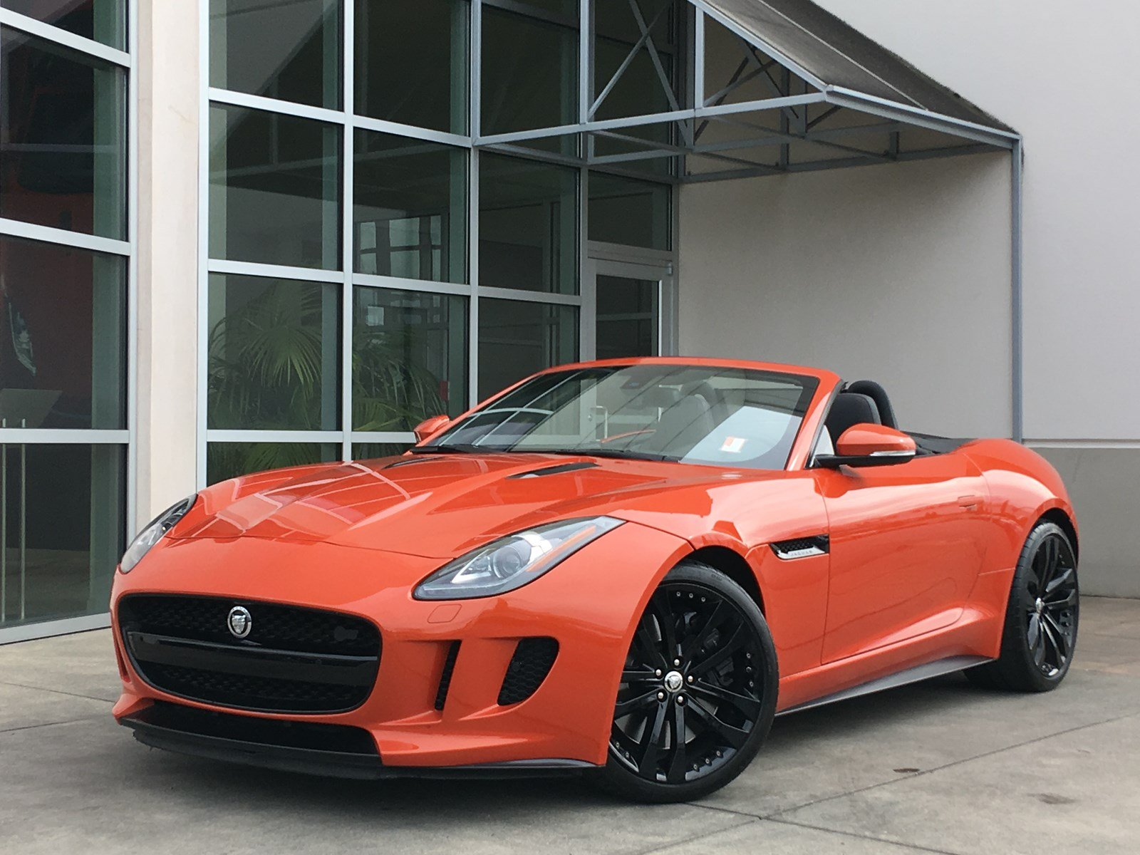 Pre Owned 2014 Jaguar F TYPE V8 S