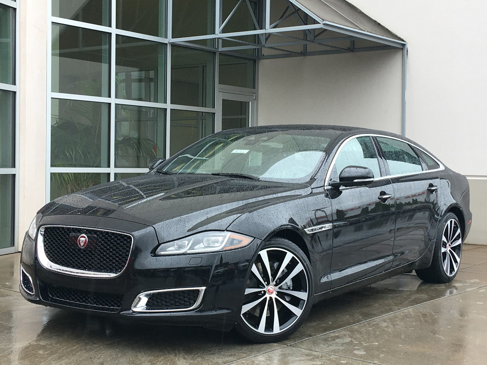 Approved Jaguar Xj >> New 2019 Jaguar XJ XJL50 V6 4dr Car in Lynnwood #90522 | Jaguar Seattle
