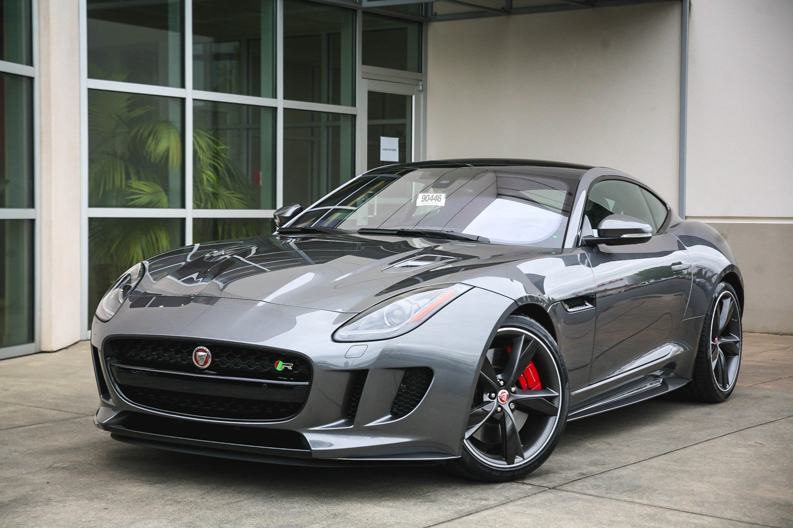 Amazing New 2017 Jaguar F TYPE R