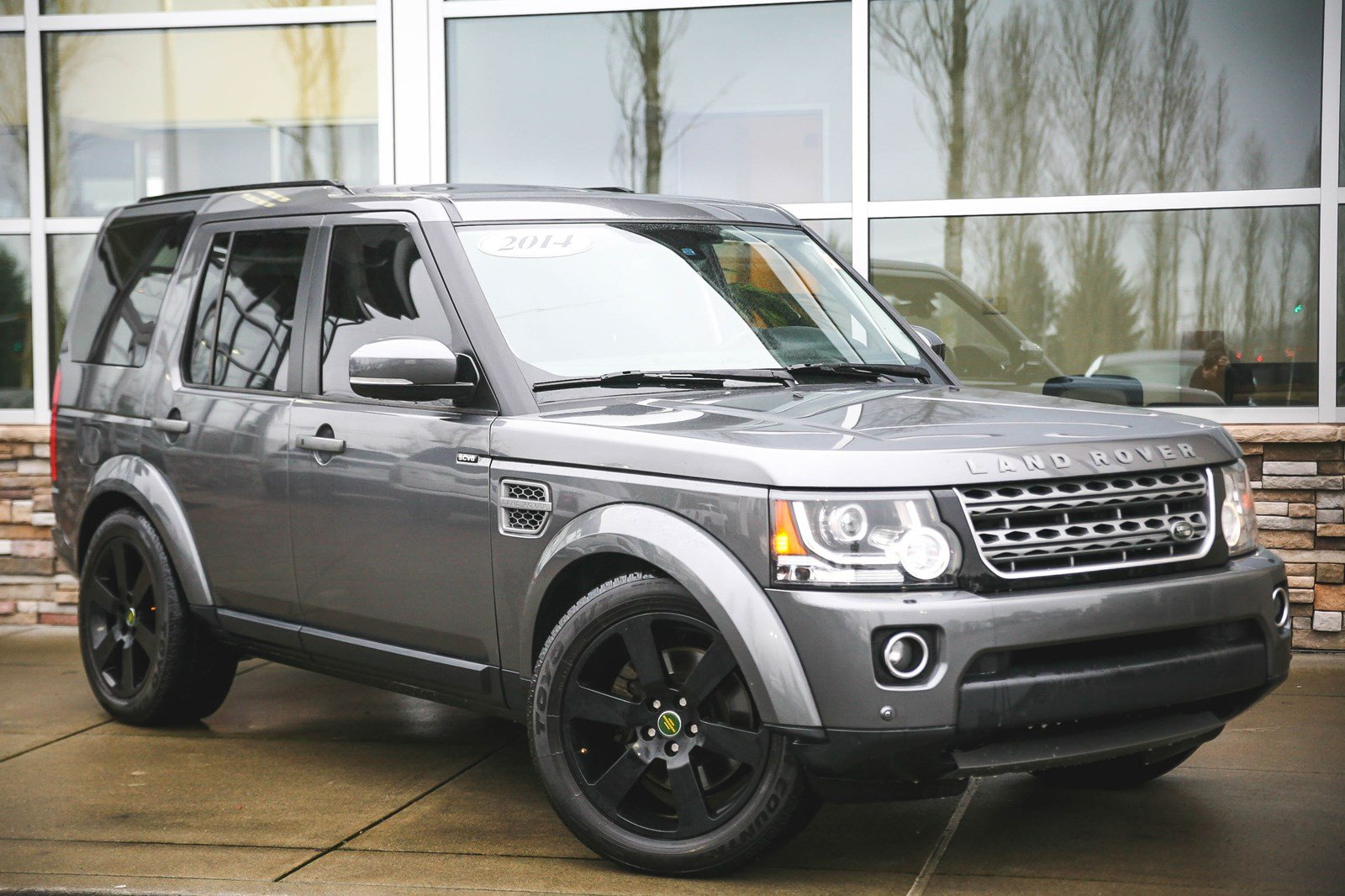 Certified Pre-Owned 2014 Land Rover LR4 HSE