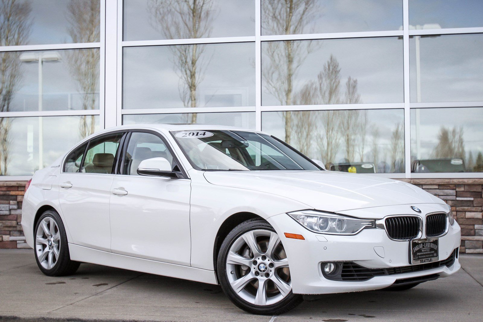Pre-Owned 2014 BMW 3 Series ActiveHybrid 3